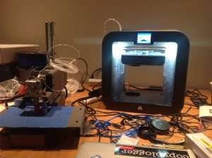 Which 3d printer?