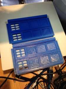 Tardis kit Panels