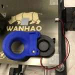 Wanhao di3 fan mods