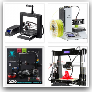 Best $300 3D Printers - Suggestions for Ultra-Budget 3D