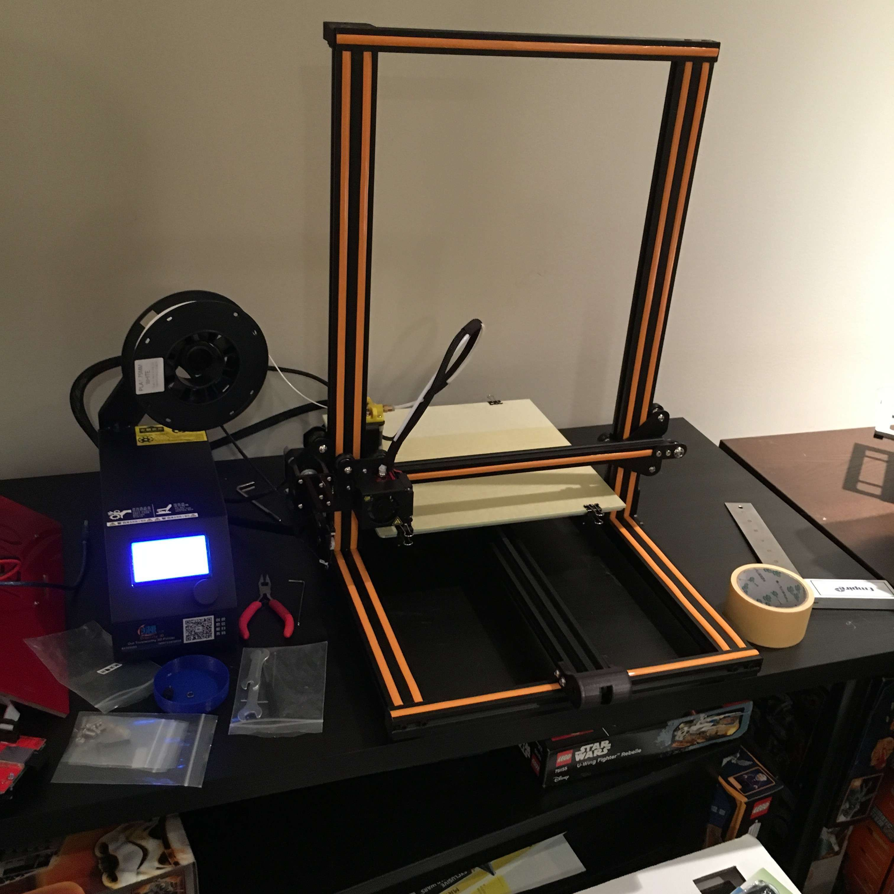 Creality Cr 10 3d Printer Review Large Format Quality