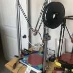 BIQU Kossel Plus Delta 3D Printer Kit – First Impressions Review