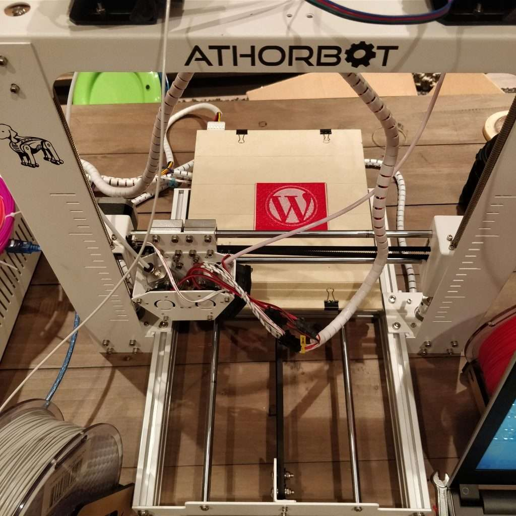 Athorbot Buddy Couple 3D Printer Review