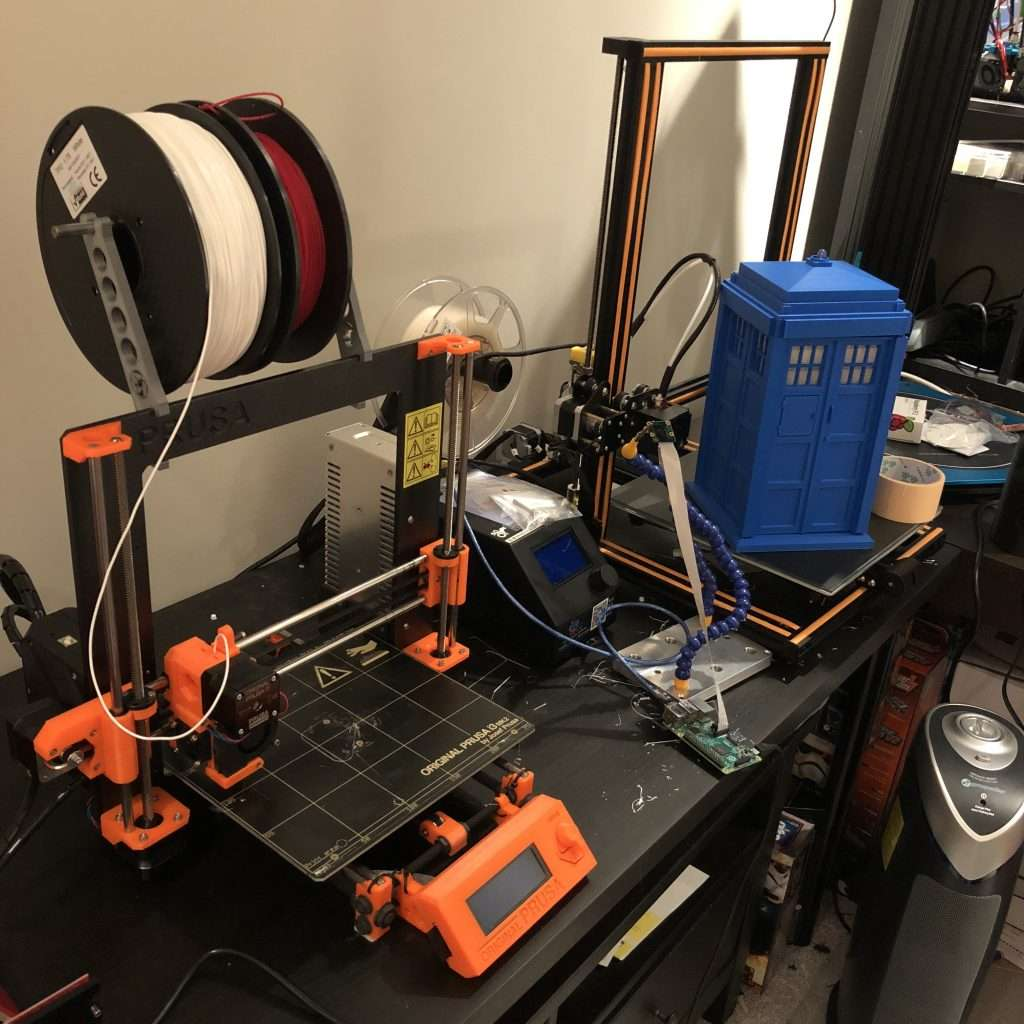Prusa i3 Mk2/Mk3 or Creality CR-10 – Which is the Best 3D Printer Under $1,000?