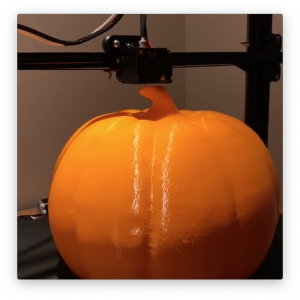 Halloween 2017 3d printing/arduino/raspberry pi maker projects
