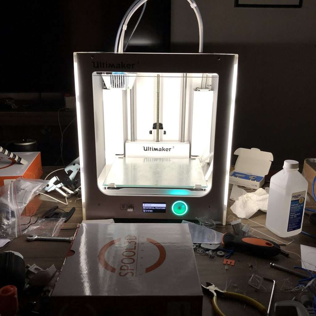 Ultimaker 3 First Impressions Review