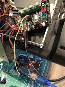 Burning Arduino Bootloader for 3D printer