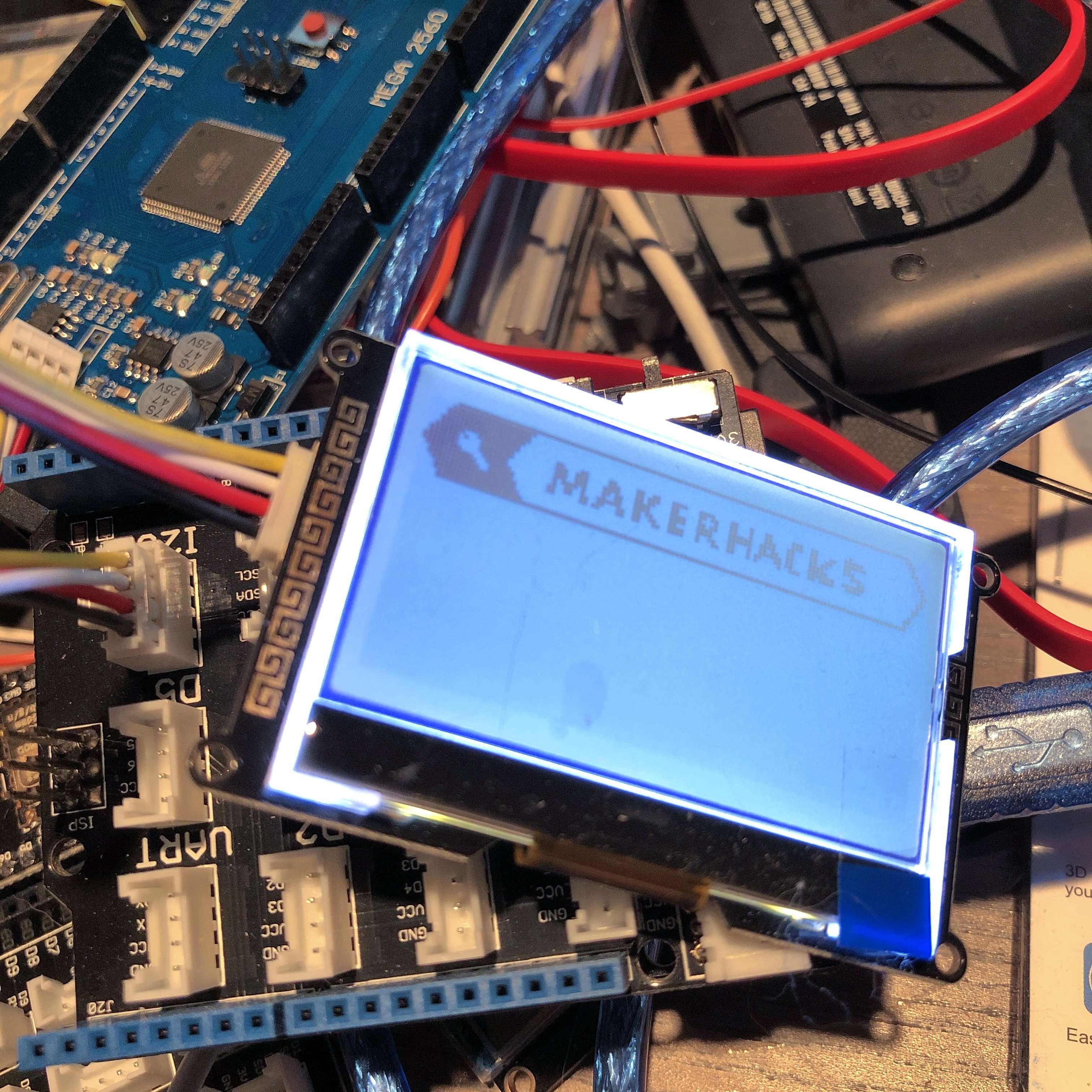 Grove i2c LCD