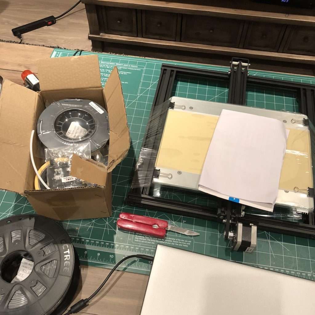 CR-10 Mini Kit