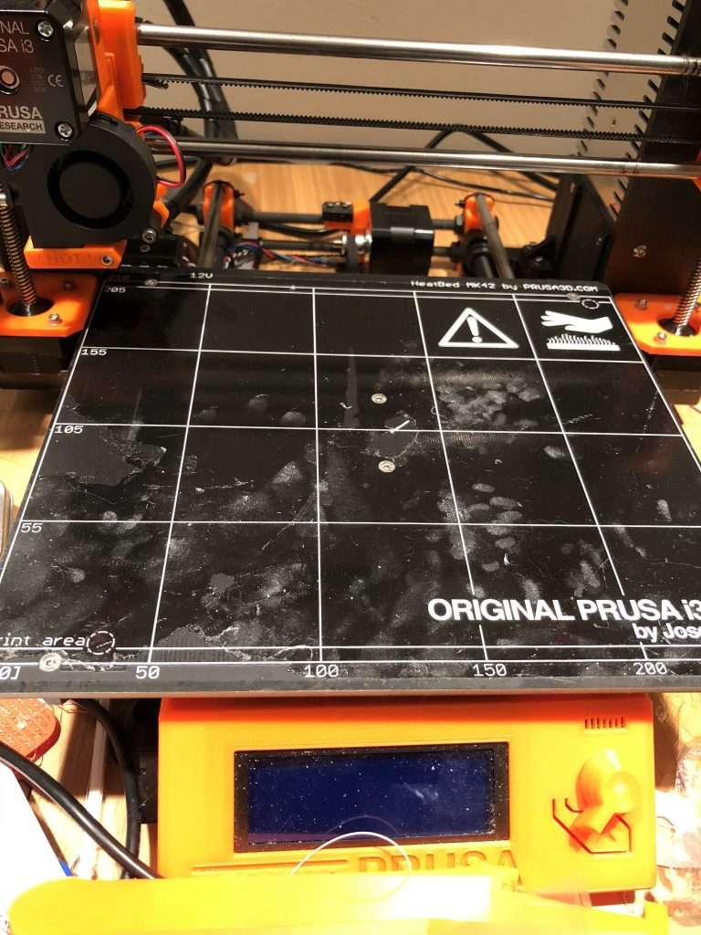 MK42 Heatbed Prusa i3 MK2 3D Printer
