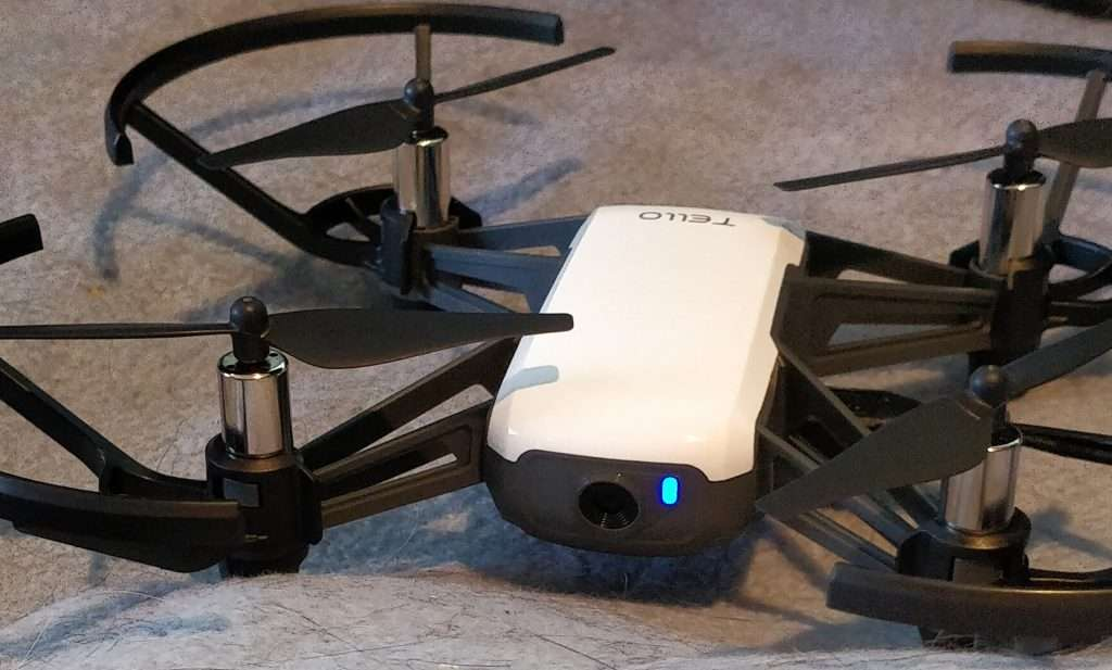 DJI/Ryze Tello Mini-Drone Review – Maker Hacks