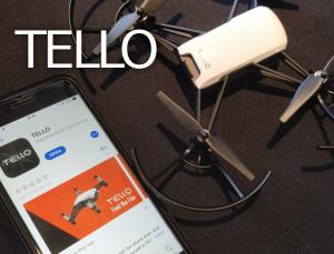 DJI Ryze Tello Mini Drone Review