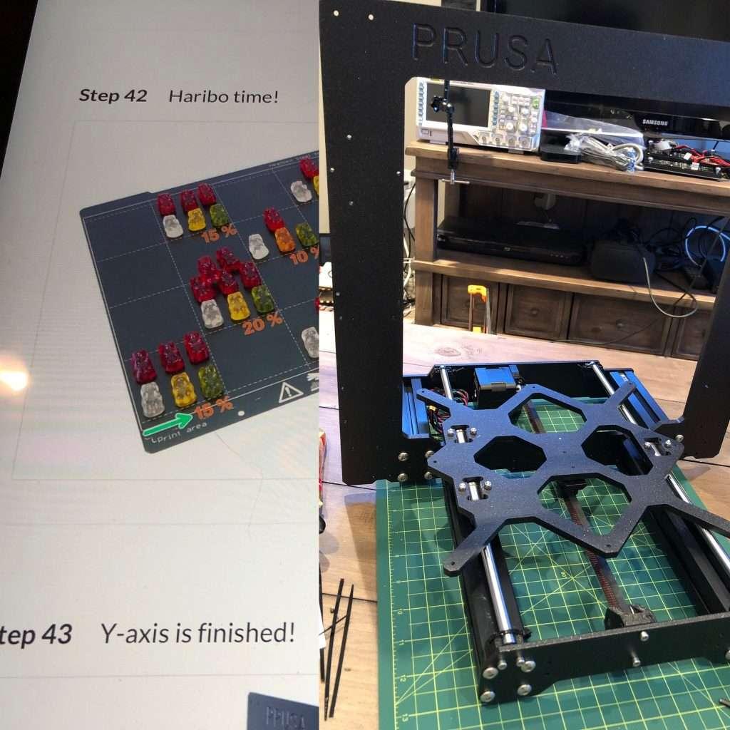 prusa mk3s kit build
