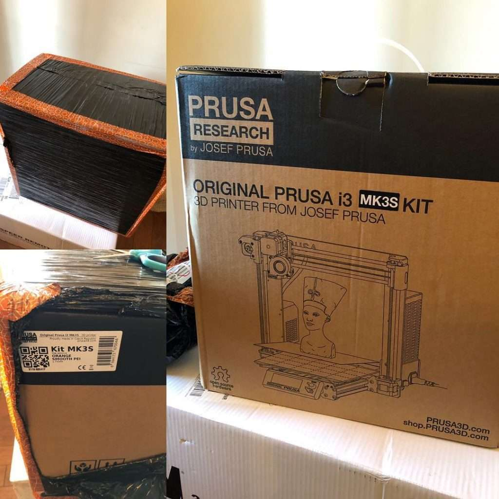 Prusa Mk3s box
