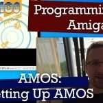 Installing AMOS BASIC