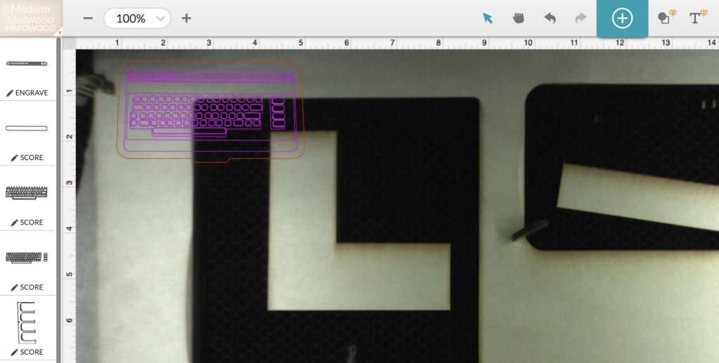 Glowforge UI