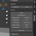 Blender 3D Printing Toolbox